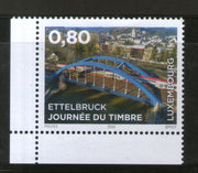 Luxembourg 2020 Railway Bridge Architecture 1v MNH # 1774