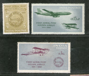 India 1961 First Airmail Flight Phila 352a MH # 1851