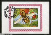 Sharjah - UAE Honey Bee Insect Fauna Flora M/s Cancelled  # 3066