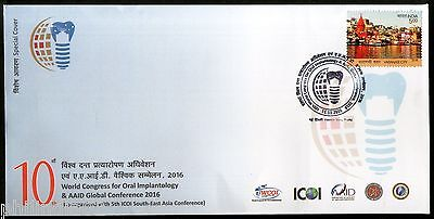 India 2016 World Congress Oral Implantology & AAID Global Conference Cover # 18204