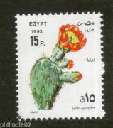 Egypt 1993 Feasts Flowering Cactus Plant Flora Tree Sc 1525 MNH # 3340