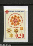 Russia 2010 TB Seal Red Cross Health Disease Medicine Label # 3076