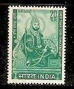 India 1970 Sher Shah's Suri Tomb Phila-511 1v MNH