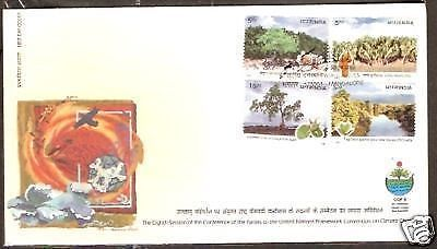 India 2002 Mangroves Environment Convention Climate FDC