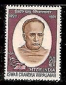 India 1970 Iswar Chandra Vidysagar Phila-518 MNH