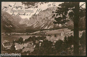 Austria 1926 Tragoess Oberort Steiermark View Picture Post Card # 146