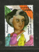 Spain 2019 Indira Gandhi of India 1v MNH # 2732