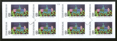 Czech Rep. 2020 Ivan Mladek Banjo Band Music Art SPECIMEN Booklet MNH # 5152