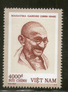 Vietnam 2019 Mahatma Gandhi of India 150th Birth Anniversary 1v MNH # 5777A
