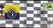 India 2018 Postal Chess Tournament Games Knight King Rooks Special Cover # 6852