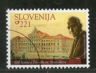 Slovenia 2005 St. Stanislav's Institute Education Sc 601 Specimen 1v MNH # 713