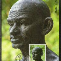 Luxembourg 2019 Mahatma Gandhi of India 150th Birth Anniversary Customized 1v Max Card # 7864