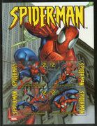 St. Vincent 2003 Spiderman Cartoon Film Character Cinema Sc 3145 M/s MNH # 9186