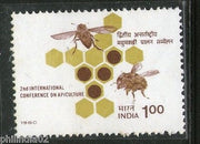 India 1980 International Apiculture Conference Phila-812 / Sc 858 MNH