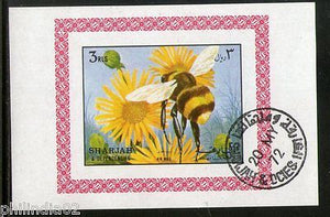 Sharjah - UAE Honey Bee Insect Fauna Flora M/s Cancelled # 3958