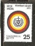 India 1975 Theosophical Society Phila-670 MNH