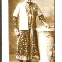 India Princely State LOHARU Ruler Real Photo Post Card # 19