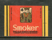 India PINEAPPLE Fruit Safety Match Box Label # MBL168 - Phil India Stamps
