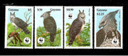 Guyana 1990 WWF Harpy Eagle Birds of Pray Wildlife Fauna Sc 2241 MNH # 089