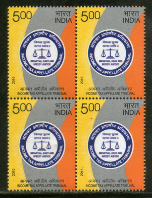 India 2016 Income Tax Appellate Tribunal Law & Justice Blk/4 MNH