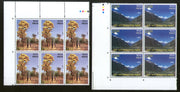 India 2017 Beautiful India Mountains Flowers Tree Nature BLK/6 Traffic Light MNH - Phil India Stamps