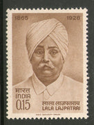 India 1965 Lala Lajpat Rai Freedom Fighter Phila 412 MNH