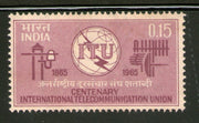 India 1965 International Telecommunication Union Phila-416 MNH