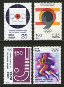 India 1976 XXI Olympic Games Montreal Hockey Sports Phila 691a MNH