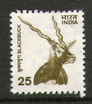India 2000 9th Def. Series Nature Heritage Black Buck Deer Phila-D160/Sg1923 MNH - Phil India Stamps
