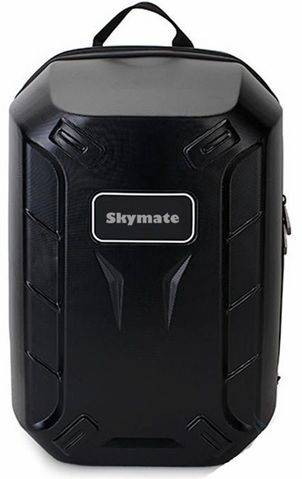 SKYMATE Hardshell Backpack Waterproof Carrying Case For DJI Phantom 4