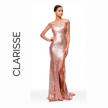 Load image into Gallery viewer, CLARISSE 7003- ROSE GOLD SIZE 2
