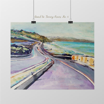Road to Torrey Pines No. 4 - Sunny-Creek-Studios