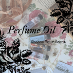 Made to Order | Choose Your Scent | Perfume Oil