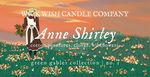 Anne Shirley | Cotton Pinafores. Clover. Wildflowers. | Green Gables Collection
