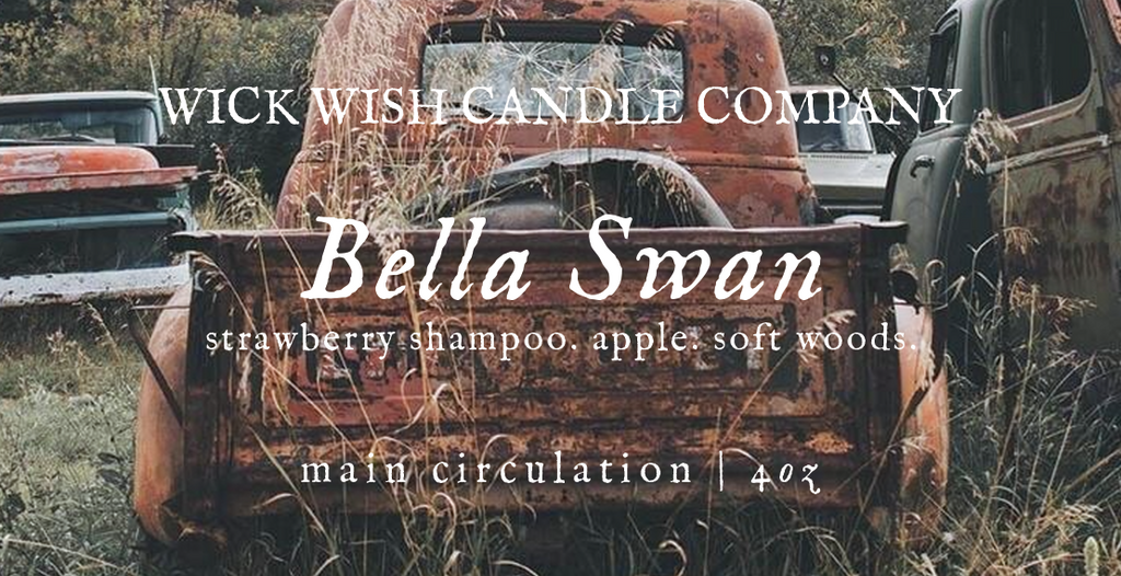 Bella Swan | Strawberry Shampoo. Apple. Soft Woods. | Main Circulation