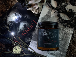 PRE-ORDER Devil's Night | Penelope Douglas Collaboration | Soy Candle