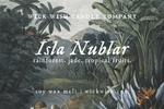 Isla Nublar | Rainforest. Jade. Tropical Fruits. | Wax Melt