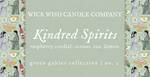Kindred Spirits | Raspberry Cordial. Scones. Tea. Lemon. | Green Gables Collection