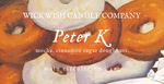 Peter K | Mocha. Cinnamon Sugar Doughnuts. | Main Circulation
