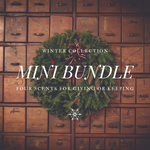 Winter Collection Mini Candle Bundle