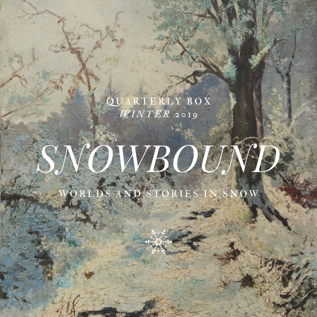 Snowbound - Candle Only Box