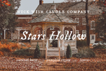 Stars Hollow | Caramel Latte. Pumpkin Cream. Leaves. | Wax Melt