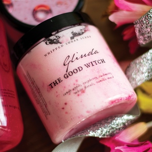 Glinda the Good Witch | Whipped Sugar Scrub