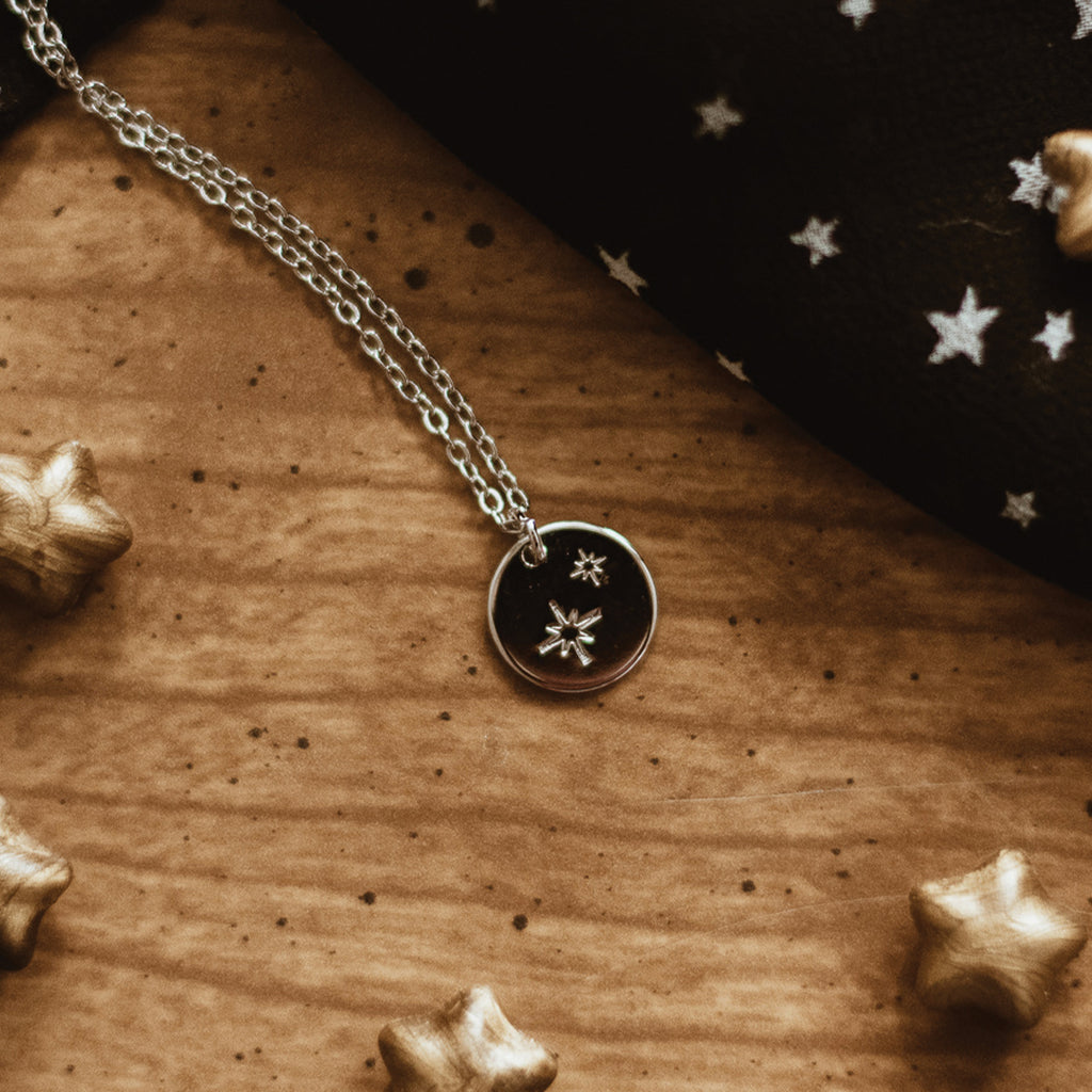 Second Star | Dainty Pendant Necklace