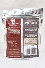 Load image into Gallery viewer, Three Snouts-Pure Nature WILDKIND Beef Liver Chews 100g