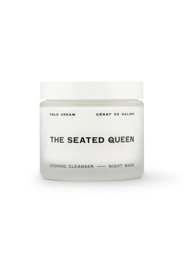THE SEATED QUEEN COLD CREAM CLEANSER