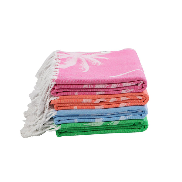 Knotty Towels- Palm Springs- Sherbie