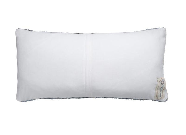 Ananya Rectangle Cushion- White