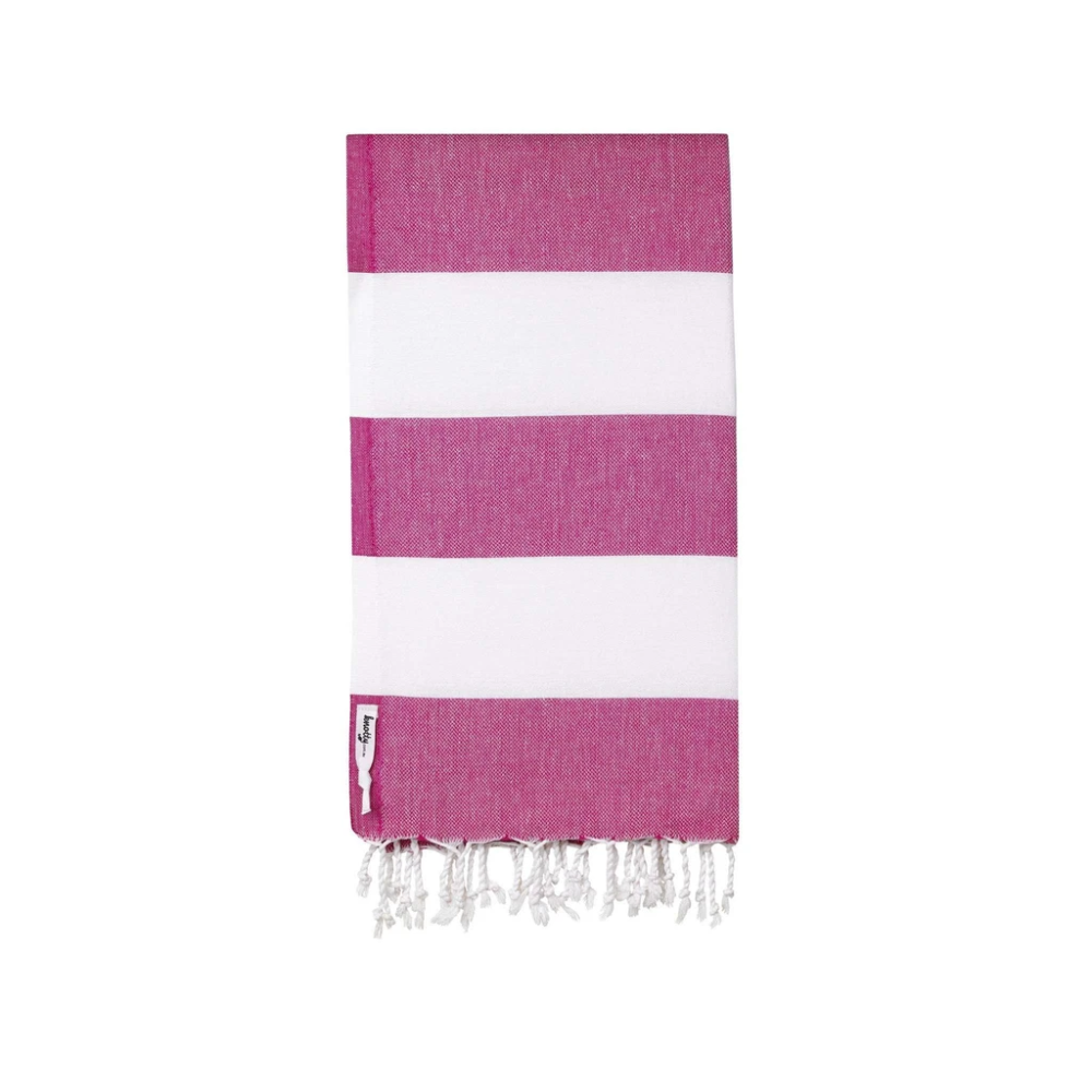 Knotty Towels- Capri Turkish Towel - TURKISH DELIGHT