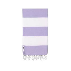 Knotty Towels- Capri Turkish Towel - LILAC
